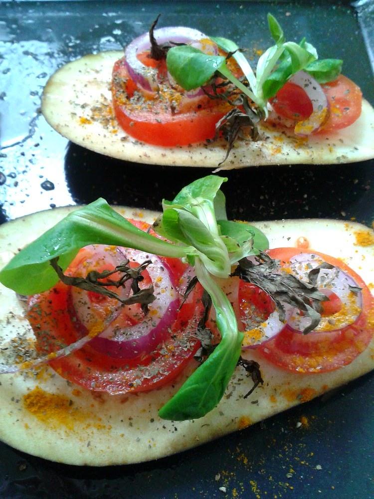 Comment cuisiner les aubergines anavella - Comment cuisiner des aubergines au four ...
