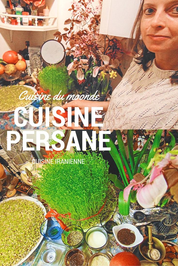 cuisine persane iranienne
