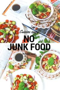 POUR OU CONTRE LE JUNK FOOD