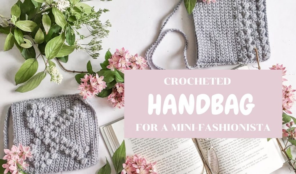 Crochet Girl Purse - Free Crochet Pattern