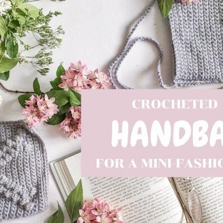 Crochet Girl Purse - Free Crochet Pattern