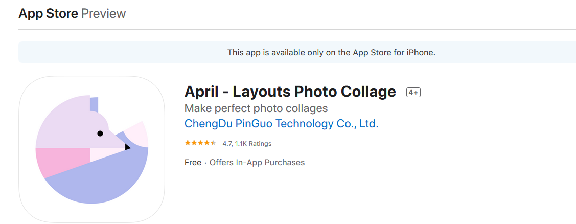 april app