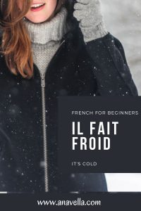 French for beginners the weather la météo in french 1